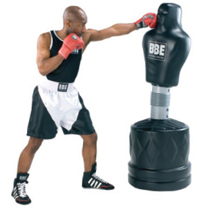 everlast everflex freestanding punch bag manual